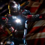 300370 iron patriot 001 150x150 Iron Patriot Maquette