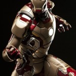300353 iron man mark 42 003 150x150 Marvel Iron Man Mark 42 Quarter Scale Maquette by Sideshow Collectibles