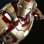 300353 iron man mark 42 004 150x150 Marvel Iron Man Mark 42 Quarter Scale Maquette by Sideshow Collectibles