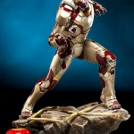 300353 iron man mark 42 005 150x150 Marvel Iron Man Mark 42 Quarter Scale Maquette by Sideshow Collectibles