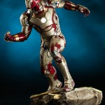 300353 iron man mark 42 006 150x150 Marvel Iron Man Mark 42 Quarter Scale Maquette by Sideshow Collectibles