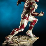 300353 iron man mark 42 008 150x150 Marvel Iron Man Mark 42 Quarter Scale Maquette by Sideshow Collectibles