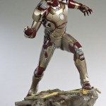 300353 iron man mark 42 011 150x150 Marvel Iron Man Mark 42 Quarter Scale Maquette by Sideshow Collectibles