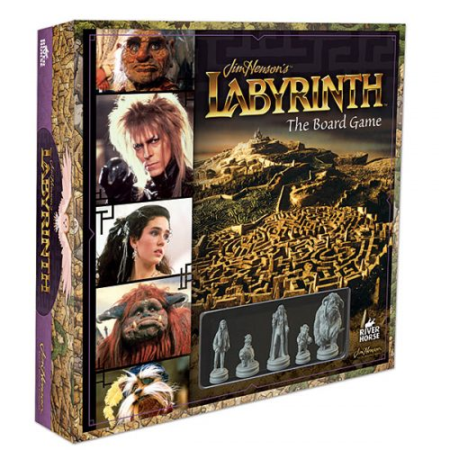 jisp jim hensons labyrinth board game 500x500 jisp jim hensons labyrinth board game