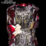 006 150x150 Full Sized Iron Man Armor: Mark XLIII