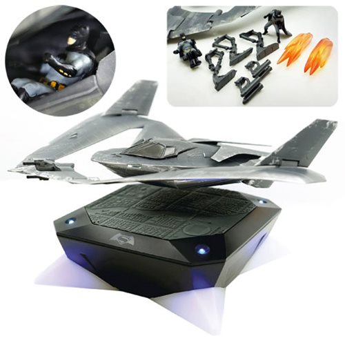 BLF77351lg Batman v Superman: Dawn of Justice Batwing 1:30 Magnetic Levitation Version
