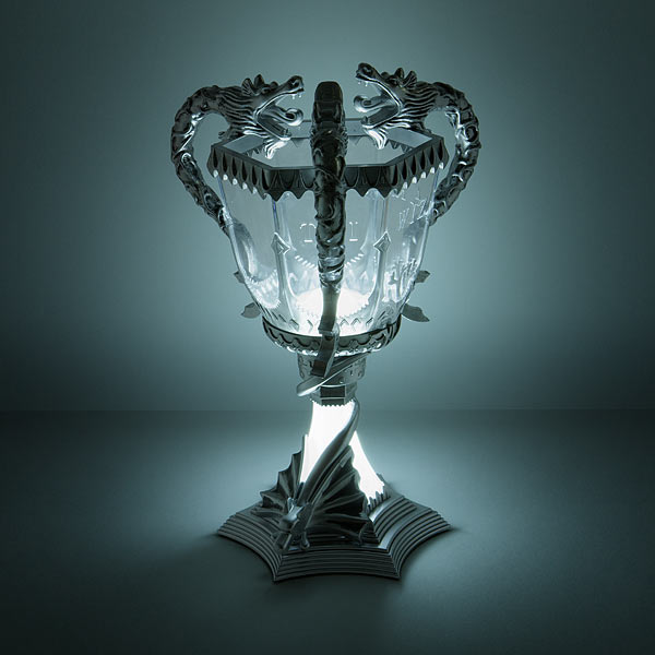 jjok hp tri wizard cup lamp Harry Potter Triwizard Cup Lamp
