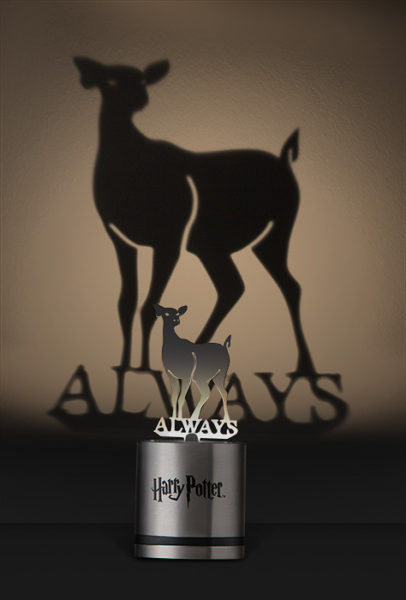 jjol hp snapes patronus lamp 406x600 Harry Potter Snapes Patronus Lamp