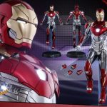 011 150x150 Iron Man Mark XLVII Armor From Spider Man: Homecoming