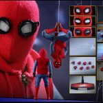 Spider Man  Homecoming Action Figure pop out 003 150x150 Spider Man: Homecoming Action Figure