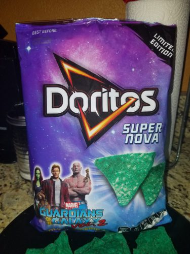 bag 768x1024 375x500 Super Nova Doritos Review