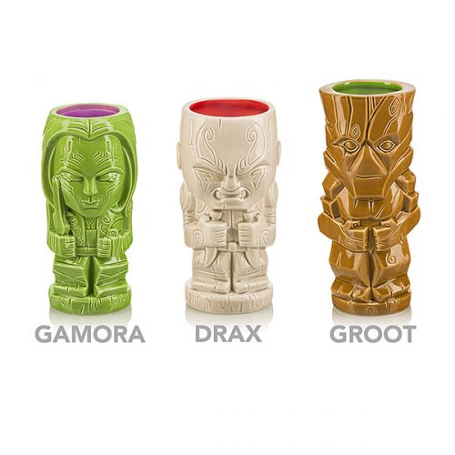 jrpk gotg geeki tiki grid2 500x500 Guardians of the Galaxy Geeki Tikis