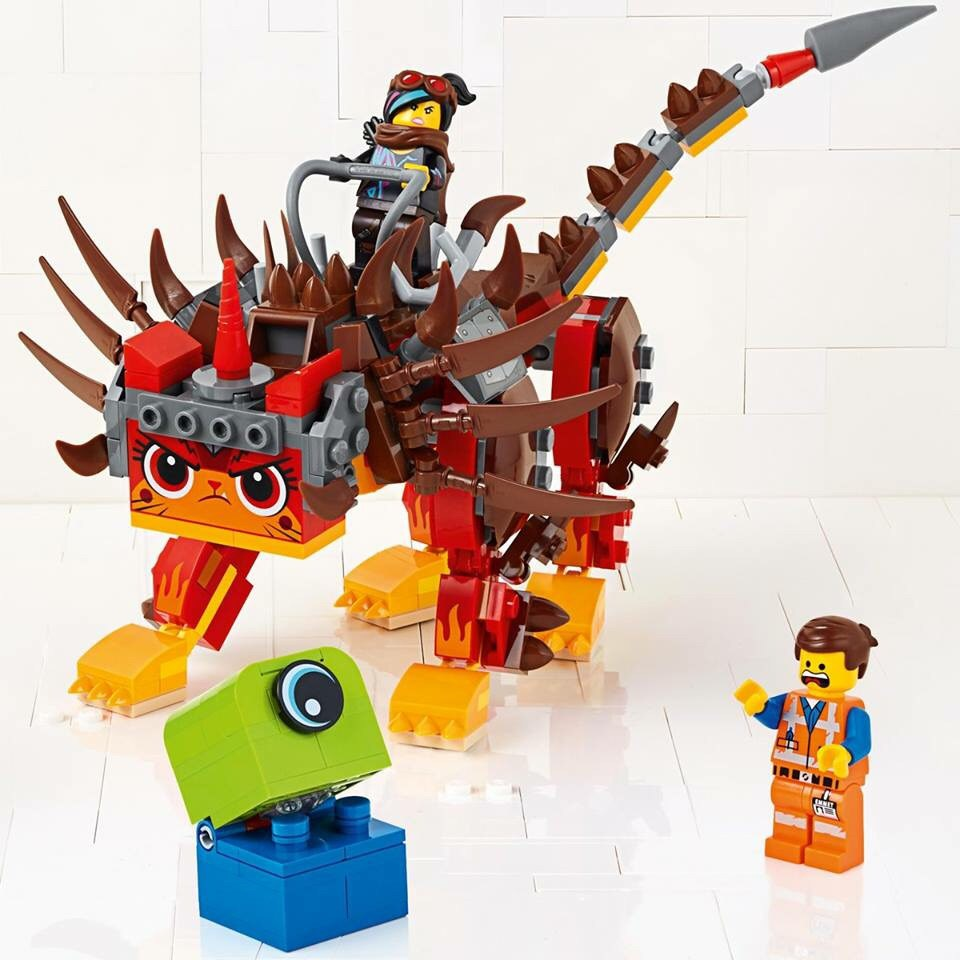The Lego Movie 2 The Second Part Set 3 First look at the The Lego Movie 2: The Second Part sets from The Brothers Brick