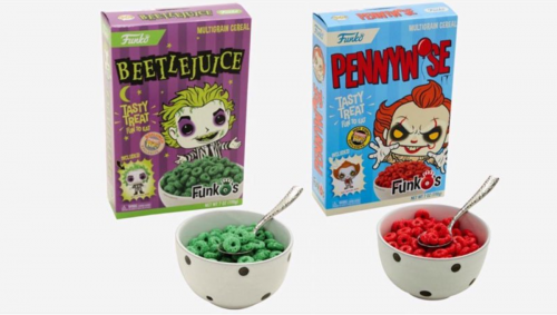 funko 500x283 Funko will let Beetlejuice and Pennywise creep up your breakfast