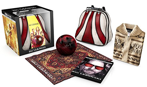 "lewboski4kitalybox RUMOR: ""The Big Lebowski"" could be coming to 4K UHD Blu ray in October"