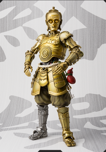 sw mr item02 img 350x500 MOVIE REALIZATION OF SAMURAI C 3PO