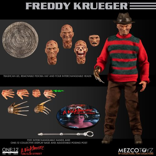 5986 500x500 One:12 Collective A Nightmare on Elm Street: Freddy Krueger