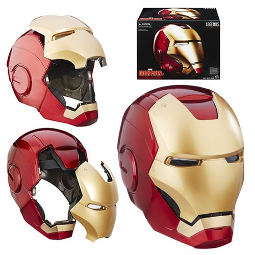 9b505debec394cd59f8a421a6dacb601lg Marvel Legends Iron Man Electronic Helmet Entertainment Earth