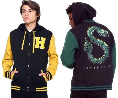 Harry Potter Hogwarts House Varsity Hoodie Jackets 500x417 Harry Potter Hogwarts House Varsity Hoodie Jackets