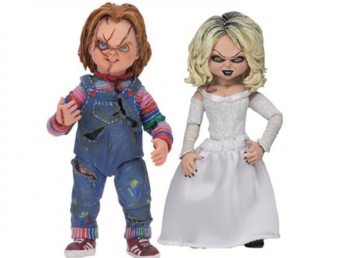 d11c625c ced5 4563 9619 e96128b14701 500x375 Bride of Chucky Ultimate Chucky & Tiffany Two Pack