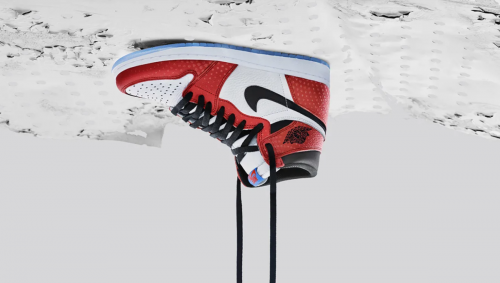 air jordans origin story hero 500x283 Nikes Into the Spider Verse Air Jordans will have you feeling like Miles Morales (powers not included)