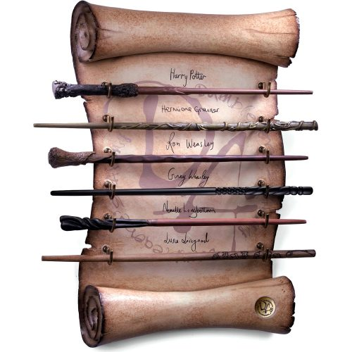 Harry Potter Dumbledore Army Wand Collection 500x500 Harry Potter Dumbledores Army Wand Collection