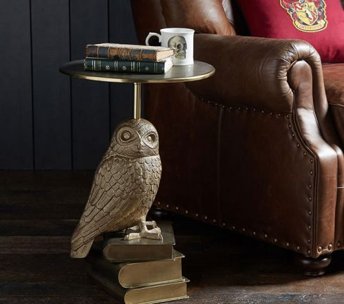 Harry Potter Hedwig Nightstand 500x442 Harry Potter Hedwig Nightstand