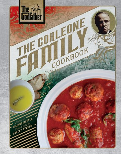 78712 73678 cover 396x500 The Godfather: The Corleone Family Cookbook | Insight Editions
