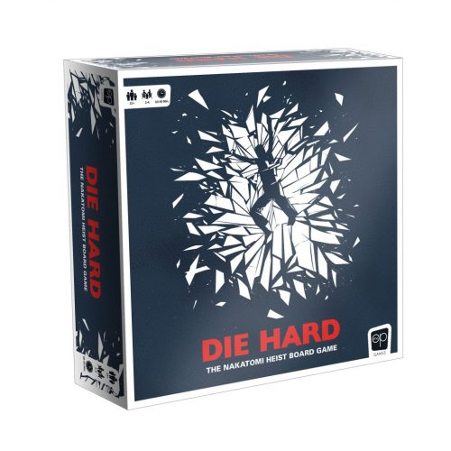 Die Hard 3D BT rgb 1024x1024 500x500 USAOPOLY® AND FOX CONSUMER PRODUCTS ANNOUNCE FIRST OFFICIAL DIE HARD LICENSED TABLETOP GAME   The OP