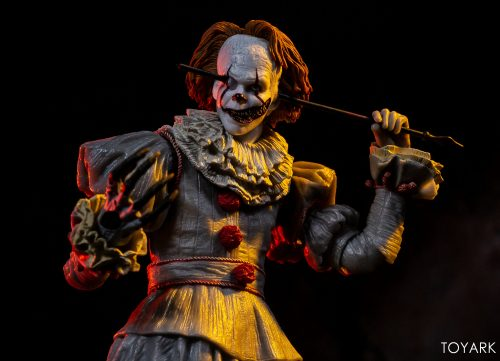 Well House Pennywise Gallery 029 500x361 IT (2017)   Well House Pennywise Ultimate Figure by NECA   Toyark Photo Shoot   The Toyark   News