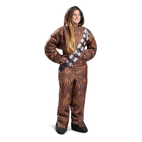 Chewbacca Wearable Sleeping Bag