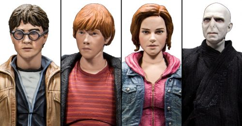 Harry Potter McFarlane 500x260 Harry Potter Figures Officially Revealed by McFarlane Toys   The Toyark   News