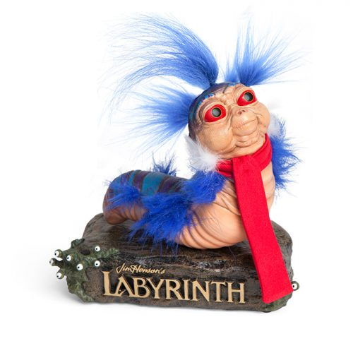 kjpn labyrinth ello worm statue rev 500x500 Labyrinth Ello Worm 1:1 Scale Statue   Exclusive