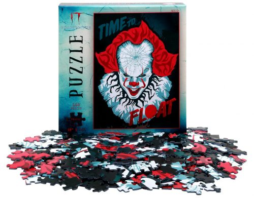 IT Chapter Two Pennywise Time To Float Puzzle 500x391 IT Chapter Two Pennywise Time To Float Puzzle