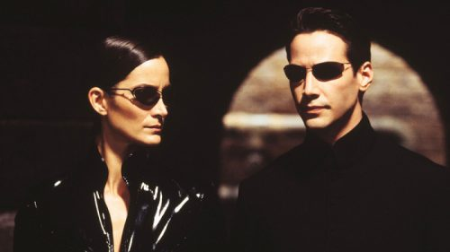 the matrix keanu reeves carrie ann moss 500x281 'Matrix 4' Officially a Go With Keanu Reeves, Carrie Anne Moss and Lana Wachowski (EXCLUSIVE)
