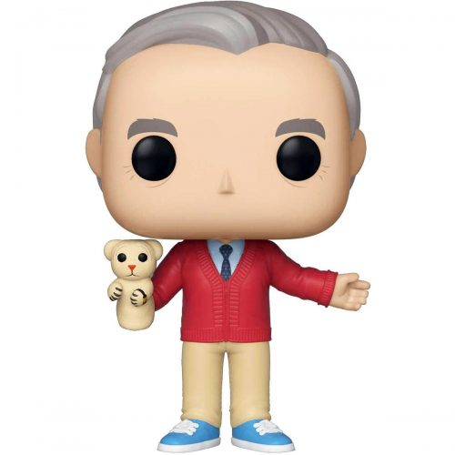 Funko Pop Mister Rogers A Beautiful Day in the Neighborhood 500x500 Funko Pop! Mister Rogers A Beautiful Day in the Neighborhood