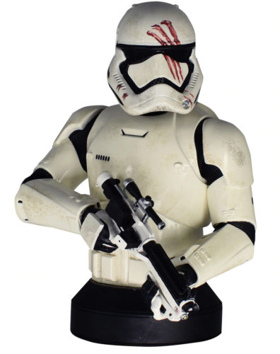 GG The Force Awaken FN 2187 Bust 001 396x500 Star Wars: The Force Awakens   FN 2187 Bust by Gentle Giant